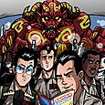 Ghostbusters Con-volution cover